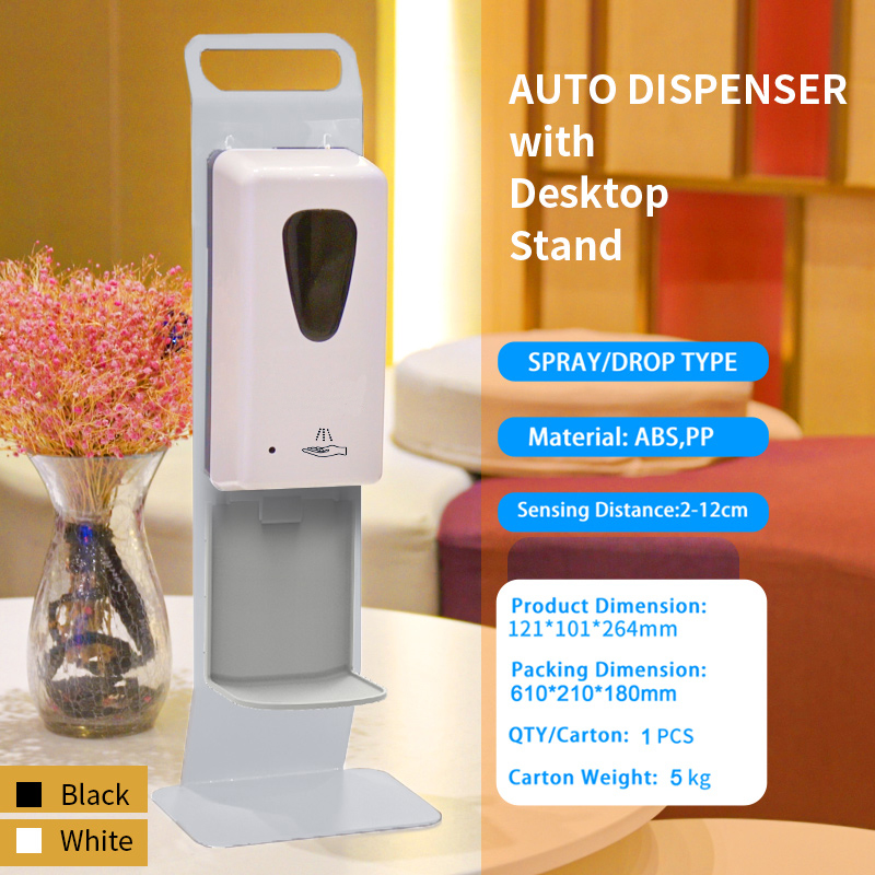Automatic Soap Dispenser With Desktop Stand Type